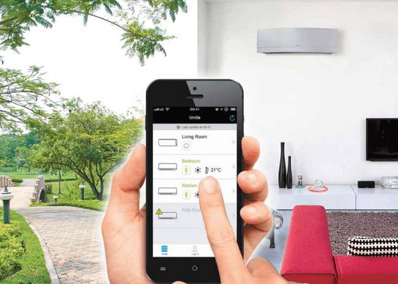 Hệ thống điều hòa thông minh Tis Smarthome Việt Nam