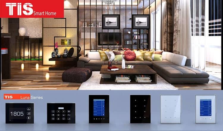 7 thiết bị nhà thông minh chính hãng của TIS SMARTHOME tại TPHCM