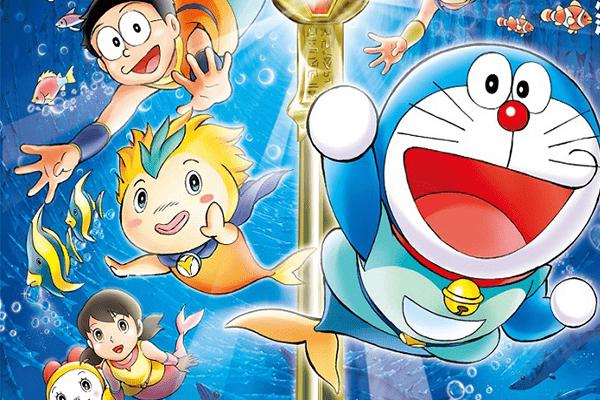 Doraemon sở hữu ngôi nhà robot thần kì giống hệt với ngôi nhà thông minh hiện nay.