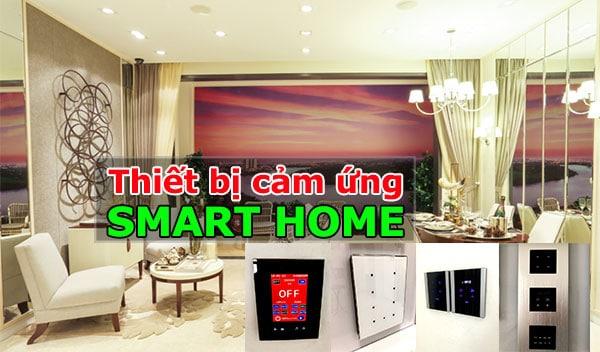 thiết bị điện cảm ứng thông minh
