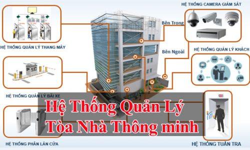 Hệ thống quản lý thông minh cho tòa nhà