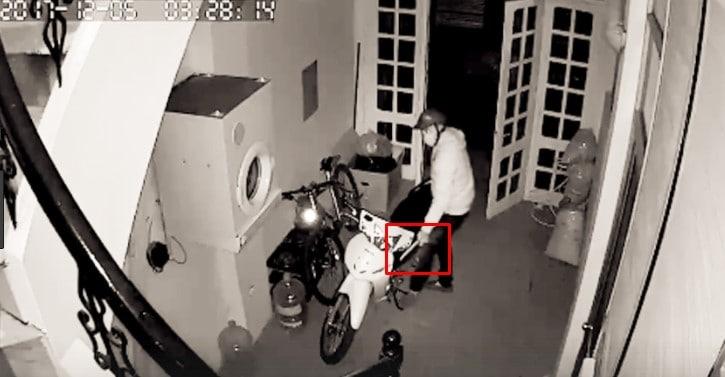 thiết bị báo trộm thông minh
