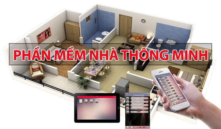 Phần mềm nhà thông minh cho căn hộ chung cư