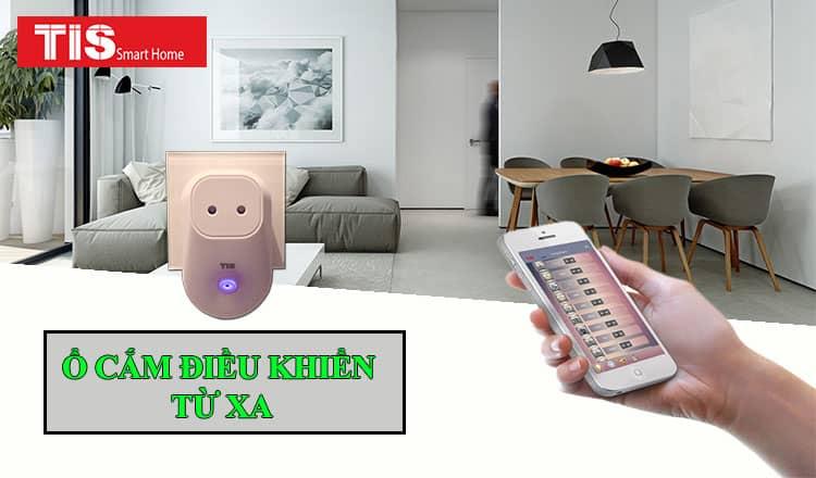 Phân loại ổ cắm điều khiển từ xa thông dụng trên thị trường