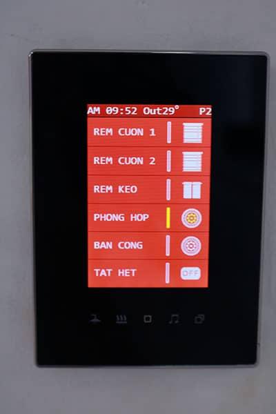 thiết bị nhà thông minh smarthome