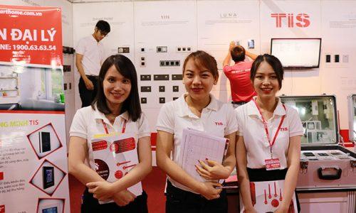 Tis Việt Nam Tham dự Triển Lãm Vietbuild TPHCM lần 2