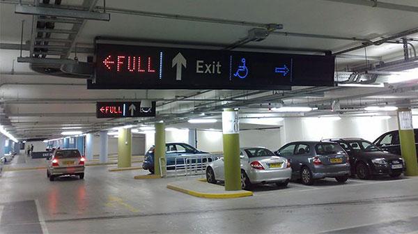 chi phí đầu tư bãi xe