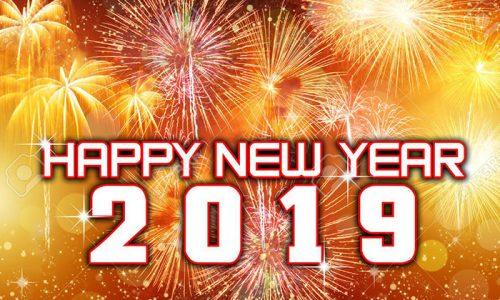 Thư chúc tết và thông báo nghỉ tết dương lịch 2019